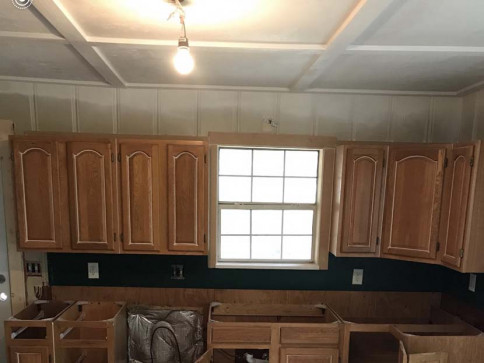 Kitchen Remodeling in Long View, TX
